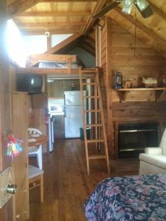 inside Cabin 12