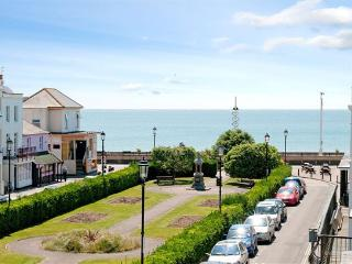 Great sea views from the 1st floor sitting room, Master bedroom and dinning room.