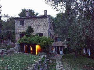 Beautiful stone villa, pool, spectacular view