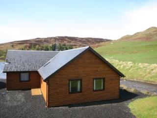 View over lodge