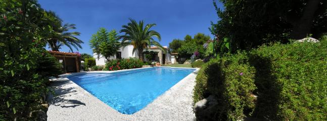 Probably one of the best value rental villas in Javea - Top rated by all our guests
