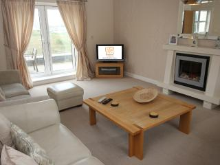 Living room, seating for ten, Freeview TV, ipod HIFI
