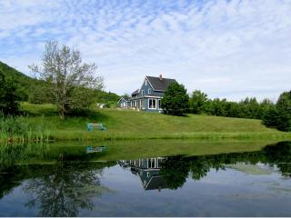 Old Miller Trout Farm Guest House--Cape Breton Island, Nova Scotia