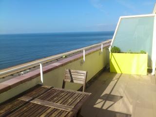 Private sun terrace