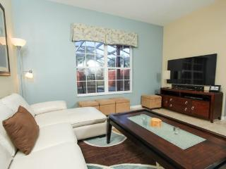 Lovely 4 Bedroom 3 Bath Town House In Kissimmee Resort. 8975MP, Orlando