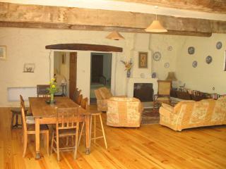 Comfortable interior Apartment No 2 sitting room