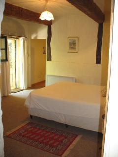 Main Bedroom of apartment No. 2