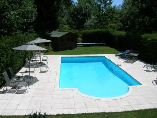 Pool exclusive to Moulin Etourneau (solar heated)