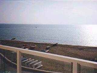 Fuengirola primera linea playa vistas mar A/C