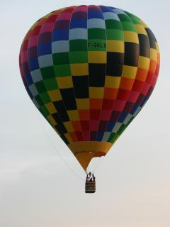 Take a balloon ride!
