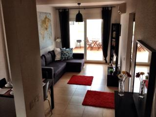 Modern holiday apartment, Alhama de Murcia
