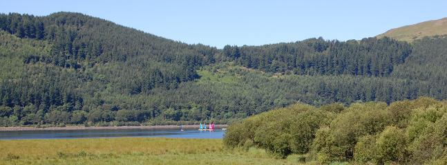 Take advantage of the water sports at the nearby Bassenthwaite Lake