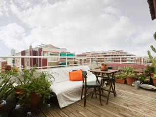 Be Barcelona - Marina - Cactus Terrace