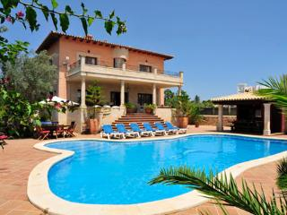 8 bedroom Villa in Port de Pollenca, Balearic Islands, Spain : ref 5490942