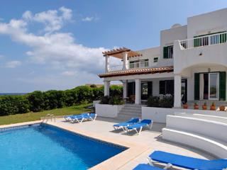 4 bedroom Villa in Cala Egos, Balearic Islands, Spain : ref 5000737