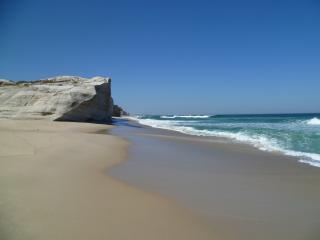 Cortico Bay 10 minutes walk
