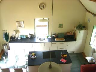 Kitchen from the mezzanine