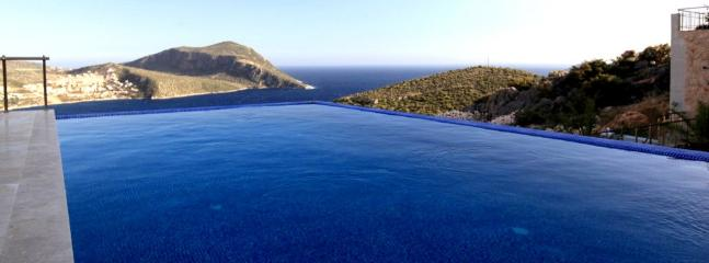 Views from the infinity pool