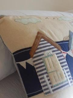 Detail of bedroom