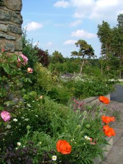 Unwind in the gardens
