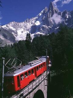 Montenvers Train & Dru