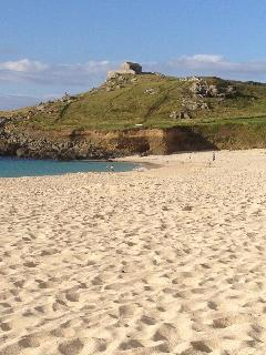 The Island, St Ives - perfect place for a little walk