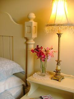 Beautiful furnishings..