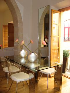 Entrance to the en suite master bedroom