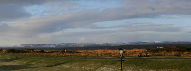 View of Moray Firth from bedrooms