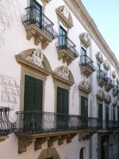The Monumental Facade, Baroque with rare Renaissance Remains