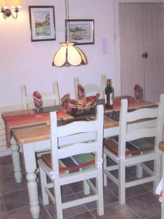 A great ambience for relaxed dining