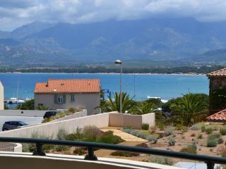 appartement Calvi , 2 pièces, vue mer ,  WIFI