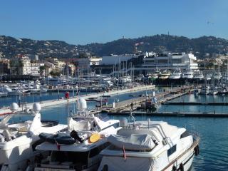 Très bel appartement 4P vue mer et Vieux Port, Cannes
