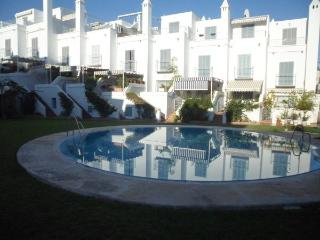 View towards the House from Communal Pool and Gardens