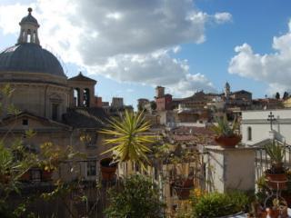 Madonna dei Monti Panoramic Terrace, Rome