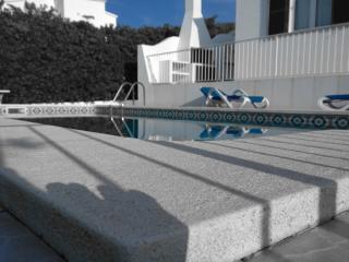 Chalet individual con piscina en Menorca, Arenal d'en Castell