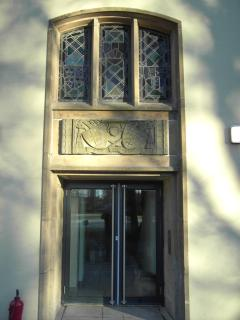 Raven Wing entrance