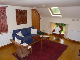 Granary Cottage sitting room
