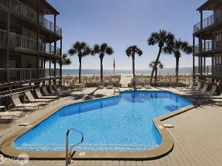 Sandpiper 2B ~ Fun and Relaxing Beachside Condo~Bender Vacation Rentals, Gulf Shores
