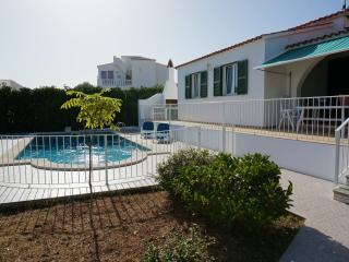 Chalet individual con piscina en Menorca