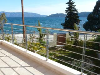 Zoe beachfront apartment Kefalonia