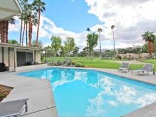 Mod Reflections at Tamarisk, Palm Springs