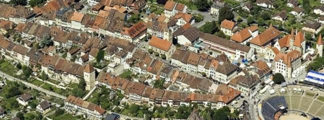 Old town of Avenches