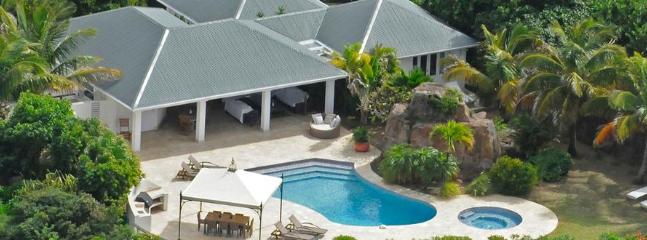 Zen at Pointe Milou, St. Barth - Ocean View, Amazing Sunset Views, Surrounded by Tropical Garden, Marigot