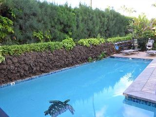 Kihei Kai #14  Pool View! Condo is only 72 Steps To Sugar Beach. Great Rates!