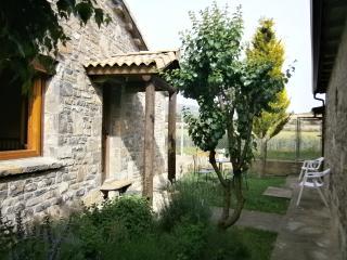 Jardin y rincon de aromaticas