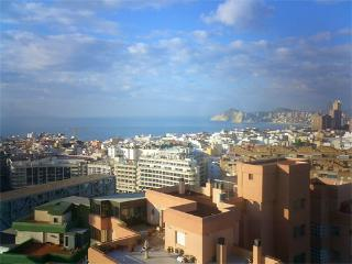 ACACIAS IV - Two bedrooms - one incredible view!, Benidorm