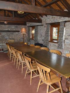 Duvale dining room
