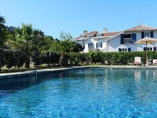 Villa in Saint Martin De Seignanx, Biarritz, France, Lahonce