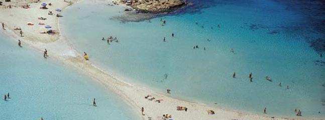 Ayia Napa Nissi Beach